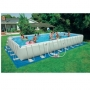 Каркасный бассейн Ultra Frame Metal Pool 975x488x132 см. Intex 54988