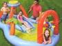 Игровой центр-бассейн с пальмами Intex 57434, от 3 лет