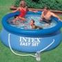 Бассейн надувной Intex 56970 Изи сет, 244Х76см,