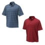 Nike Dri-Fit UV Textured Stripe Polo
