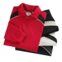 Callaway L/S Color Block Polo