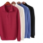 Greg Norman Quarter Zip Pullover 2007