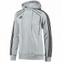 Adidas Футбол Джемпер Тренировочный Condivo Hooded P48277