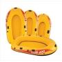 Лодка Club 400, 234х117х38 см до 200 кг, от 6 лет. Intex 58319