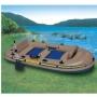 Лодка Excursion 5 весла и насос 366х168х43 см. Intex 68325