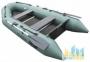 Лодка ПВХ Тайга-270 (под мотор 5 л.с) (С-Пб)