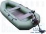Лодка ПВХ Компакт-300 гребная (С-Пб)