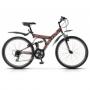 Велосипед Stels Focus 21-ск  Двухподвесный