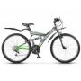 Велосипед Stels Focus 18-ск (2012) Двухподвесный