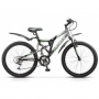 Велосипед Stels Mustang (2012) Двухподвесный