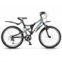 Велосипед Stels Challenger 24 (2012) Двухподвесный