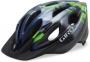 Велосипедный шлем Giro FLURRY Blue/green/black