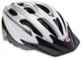 Велосипедный шлем Bell UKON FS White/silver
