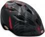 Велосипедный шлем Bell TATER Black/red line