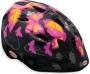Велосипедный шлем Bell TATER Black/pink butterflies