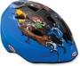 Велосипедный шлем Bell TATER Black/blue pirate