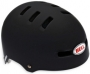 Велосипедный шлем Bell FACTION Matte black