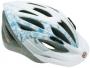 Велосипедный шлем Bell SHASTA White/blue flowers