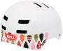 Велосипедный шлем Bell FACTION White/P.Frank
