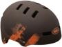 Велосипедный шлем Bell FACTION Matte brown/orange