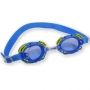 Очки плавательные силикон Larsen DК30 Крабик синий