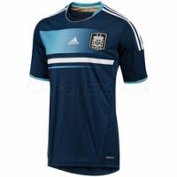 Adidas Футбол Футболка Argentina Away Jersey V32097