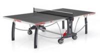 Теннисный стол Cornilleau Sport 300м Outdoor,  серый ,  с  сеткой,  складной, доставка - бесплатно !