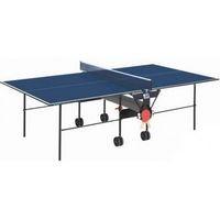 Теннисный стол Sunflex Hobbyplay Indoor (синий)