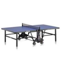 Теннисный стол Kettler Champ 5.0 домашний, голубой с сеткой 2011 7138-600