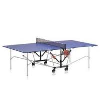 Теннисный стол Kettler Match 3.0 домашний, синий с сеткой 2011 7135-600