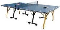 Стол для настольного тенниса Strength 302 синий (20103)